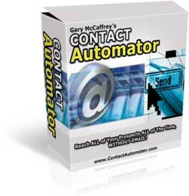 Product picture Contact Automator Software